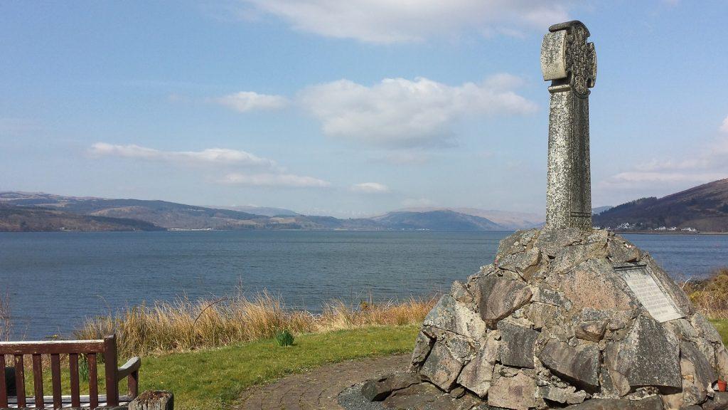 Blick auf Loch Fyne, Strachur