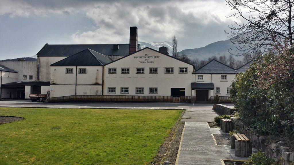 Ben Nevis Whisky-Destille, Fort William