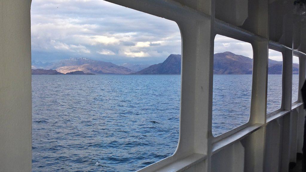 Fähre Mallaig - Armadale, Isle of Skye