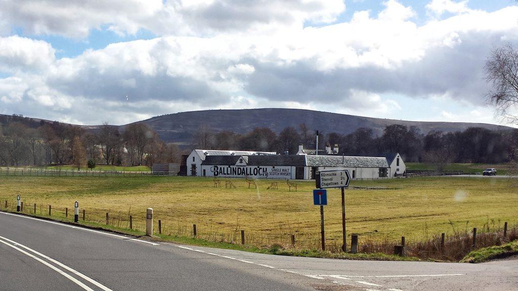 Ballindalloch Destillerie