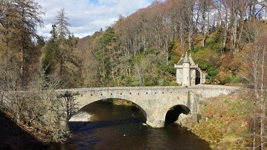 Bridge of Avon mit dem Avon