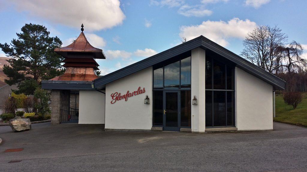 Glenfarclas Destillerie