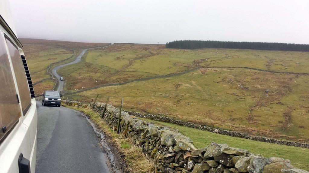 Über Berg und Tal durch die Yorkshire Dales