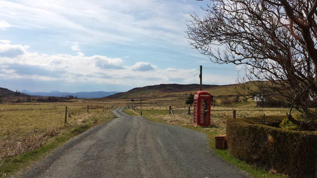 Peinlich, Isle of Skye, Schottland