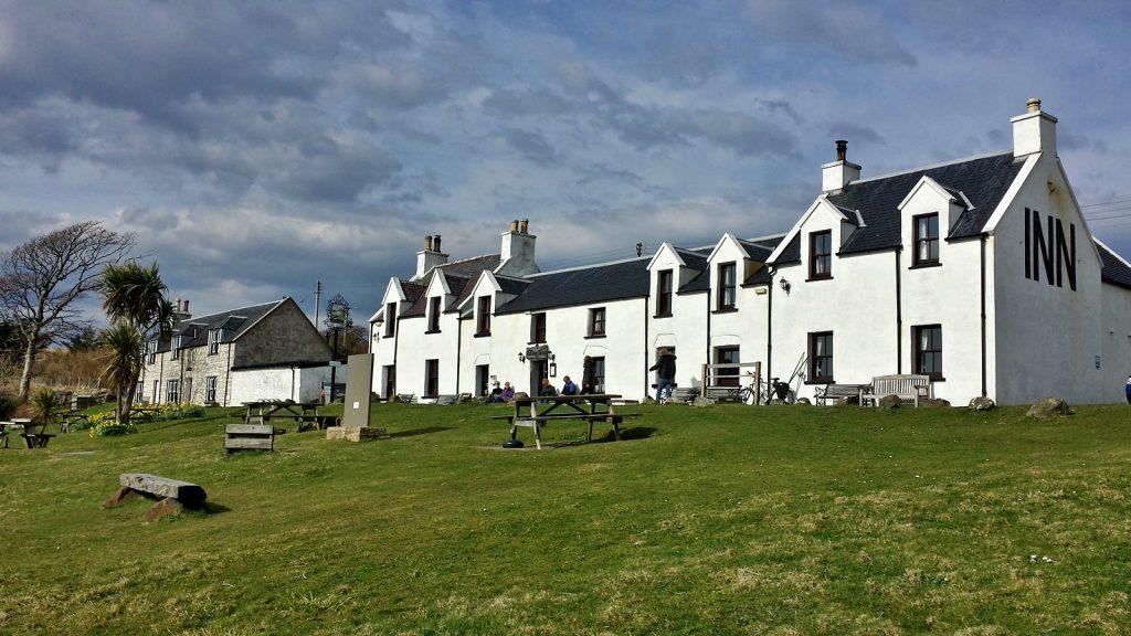 Stein InnStein Inn, ältester Pub auf Skye