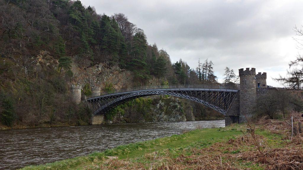 Craigellaiche-Brücke