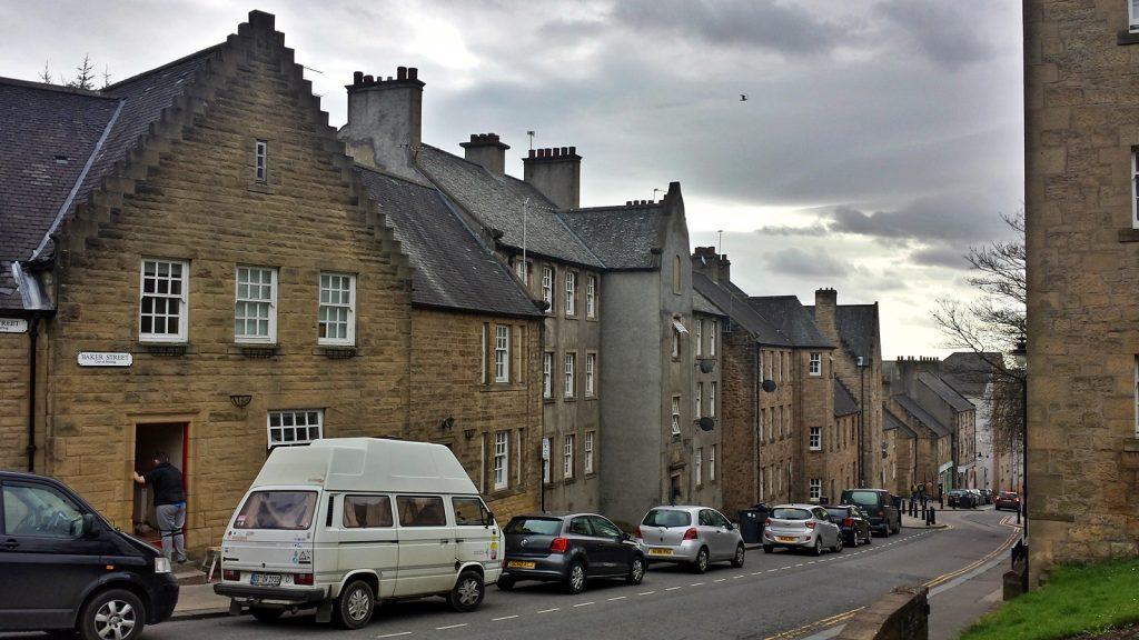 Stirling, Baker Street mit Didimobil