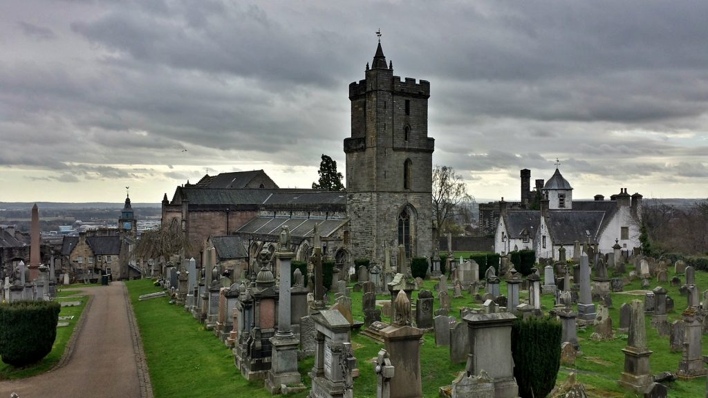Church of the Holy Rude, Stirling