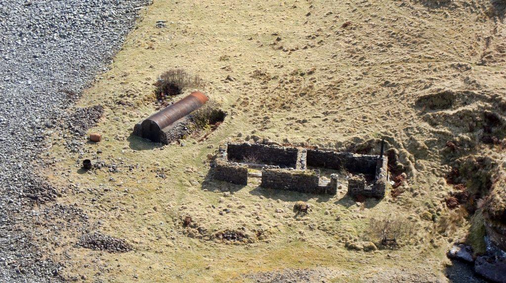 Ruinen von Invertote