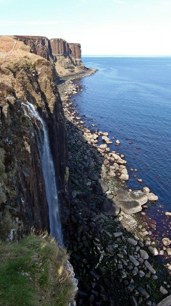 Kilt Rock mit Mealt Falls