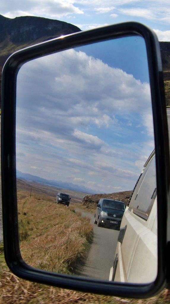 Fahrt über den Quiraing Pass