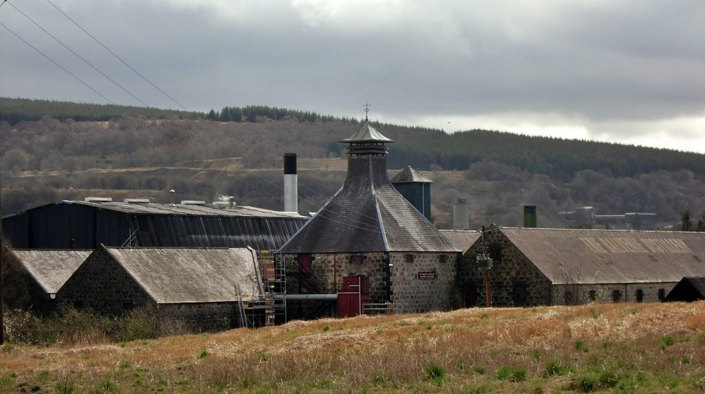 The Balvenie Distillery, Dufftown