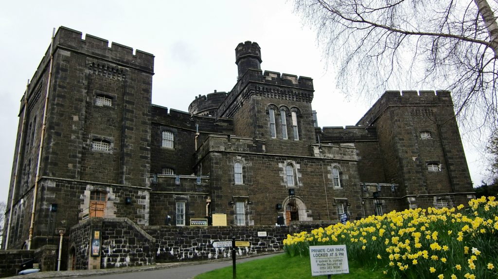 Altes Gefängnis, Stirling