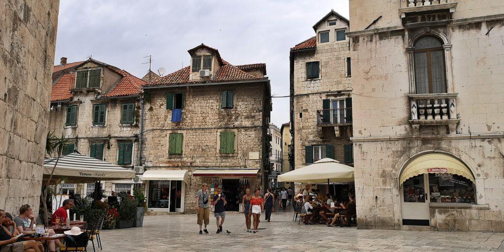 Split, Altstadt