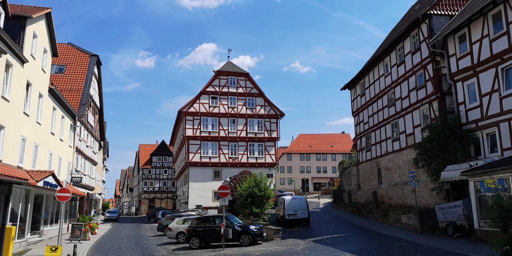 Altes Rathaus, Wolfhagen