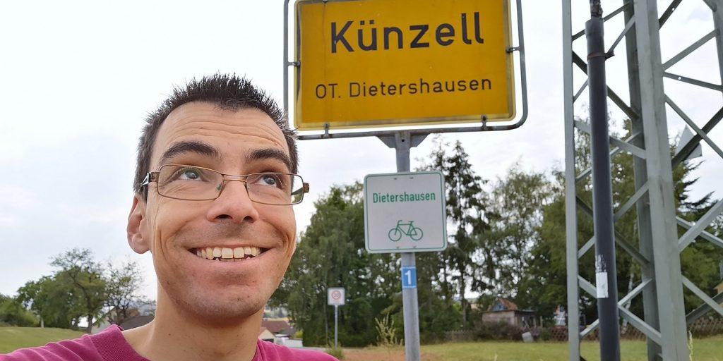 """Dieter """"Didi"""" Wöhrmann in Dietershausen :)"""