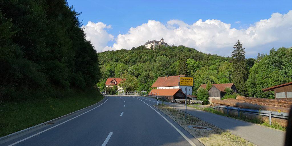Eines der Markenzeichen der Fränkischen Schweiz: Schlösser und Burgen