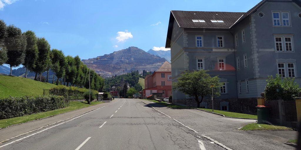 Erzberg in Eisenerz