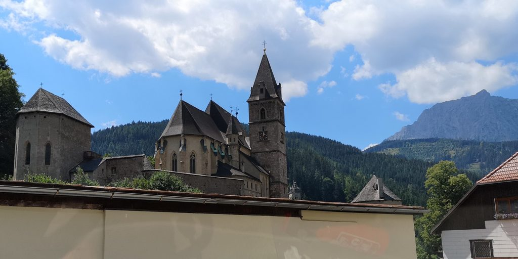Sankt Oswald Kirche, Eisenerz