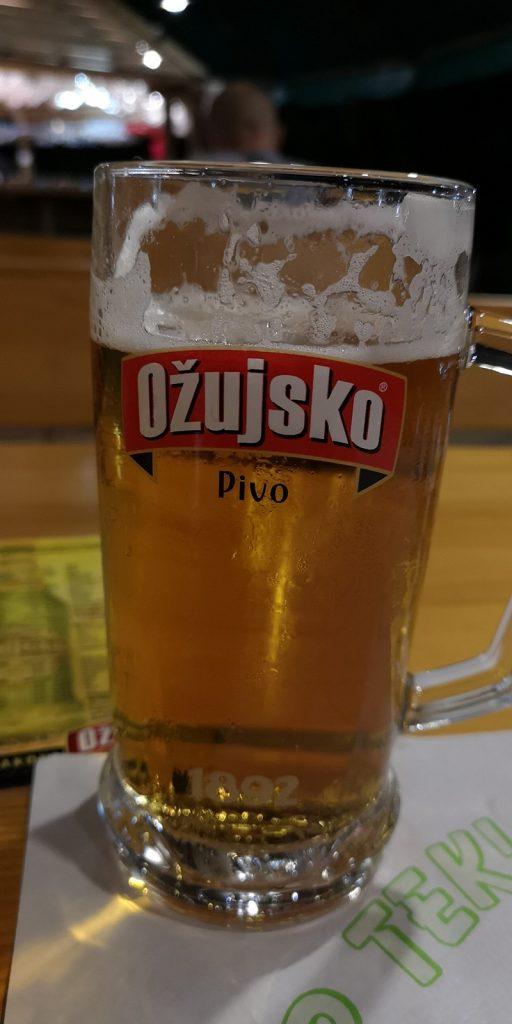 Das gute kroatische Bier