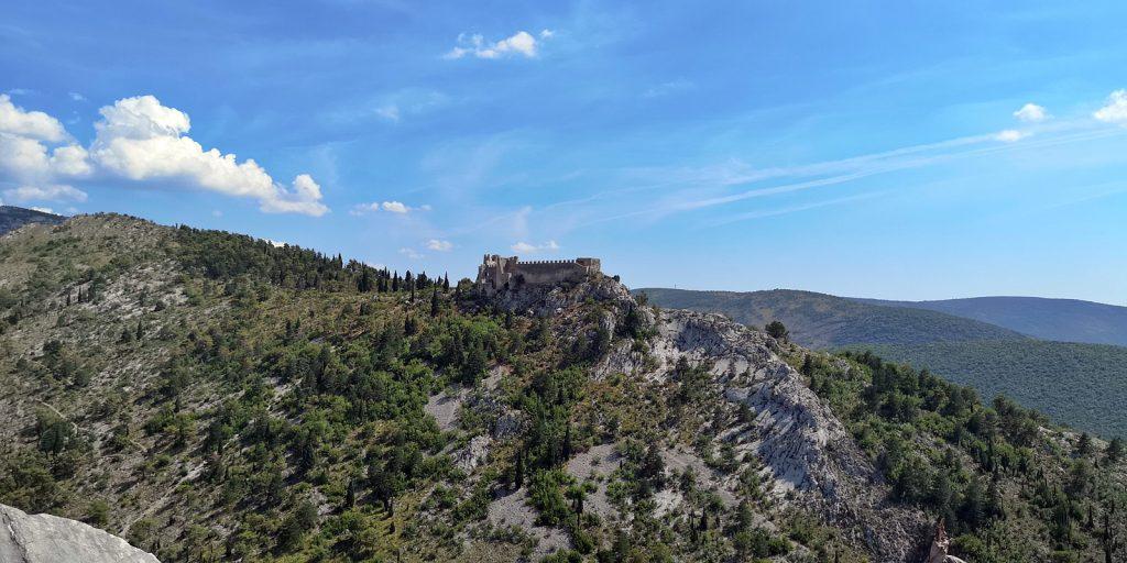 Burg(ruine) bei Blagaj