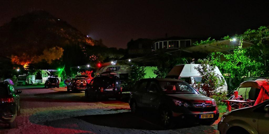 Camping Legjenda, Shkodër
