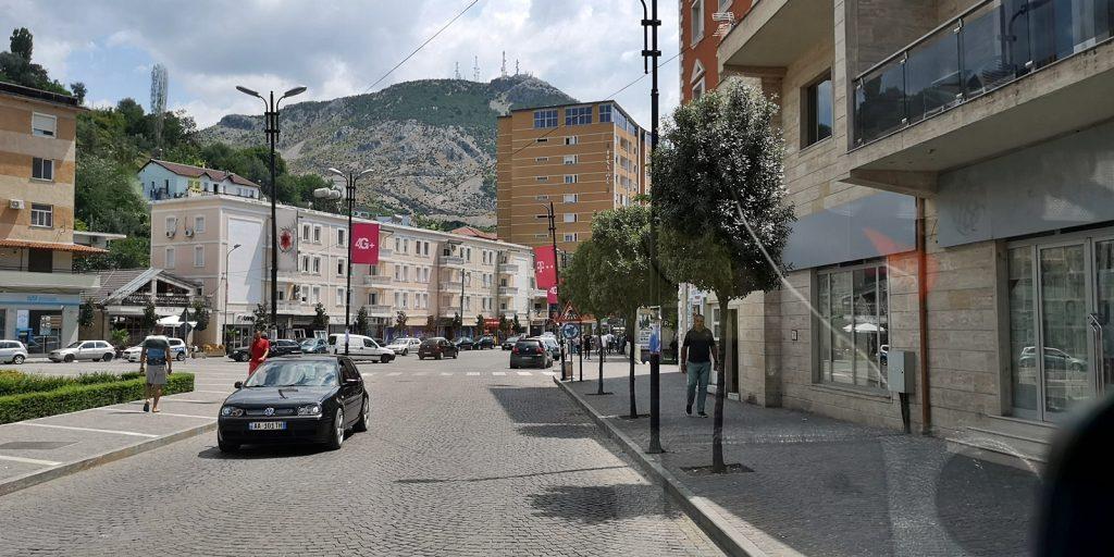Lezhë, Albanien