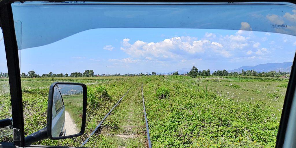 Kein ICE in Sicht: Albanische Eisenbahn