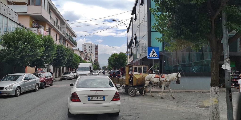 Lastwagen mit 1 PS