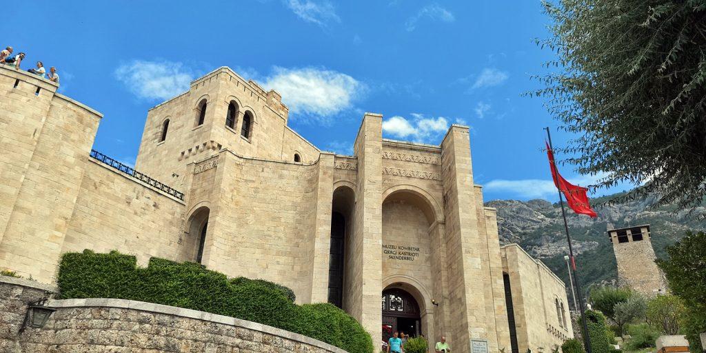 Skanderbeg-Museum, Kruja