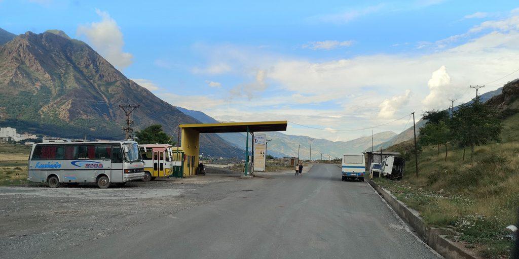 Busbahnhof?