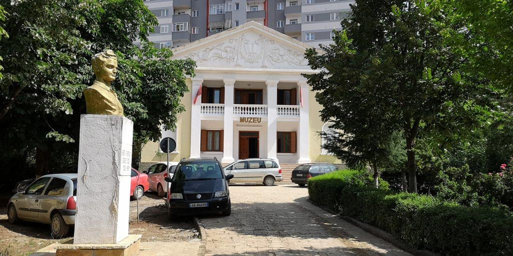Die einzige Attraktion in Peshkopia: Das Museum