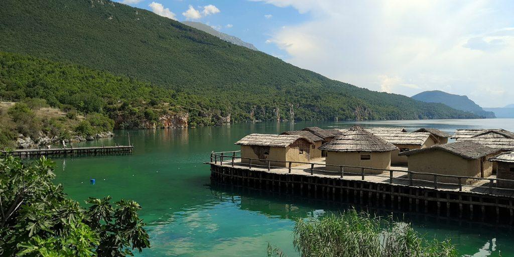 Museum on Water, Gradiste
