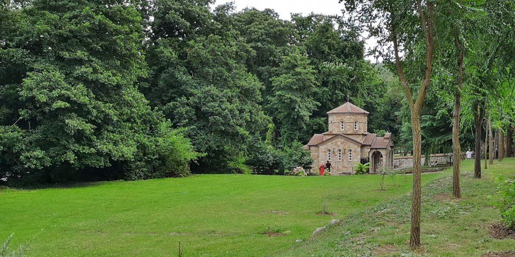 Kirche St. Petka, Sveti Naum