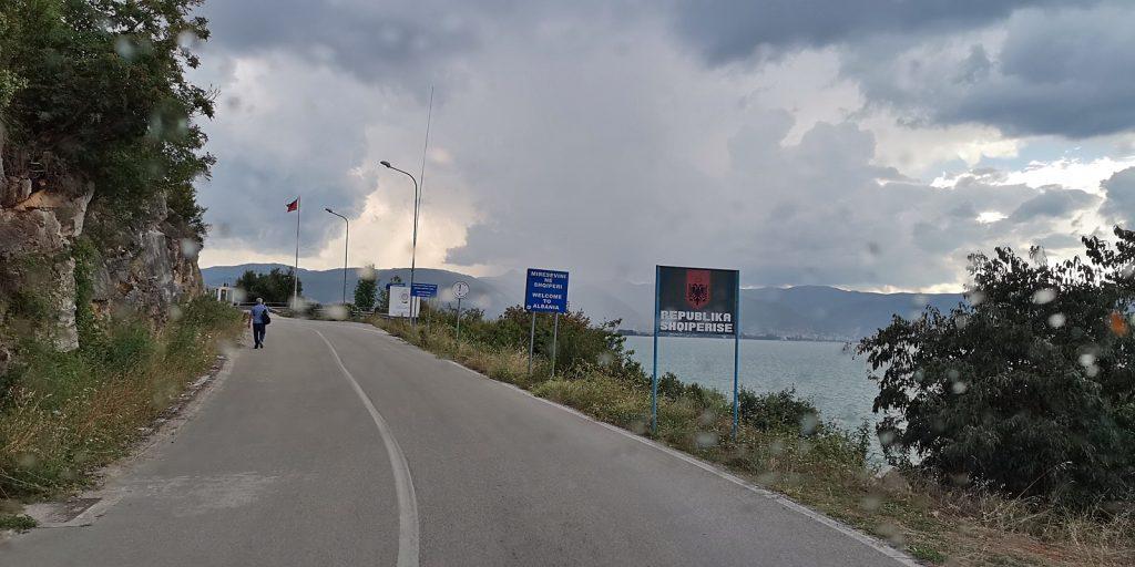 Zurück in Albanien