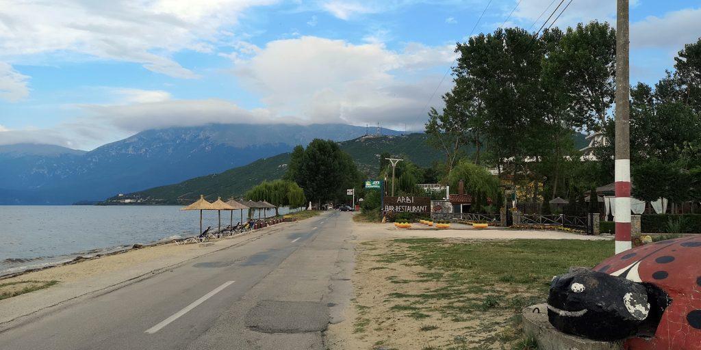 Arbi Campingplatz Tushemisht