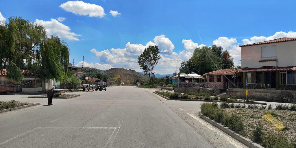 Libonik, Albanien