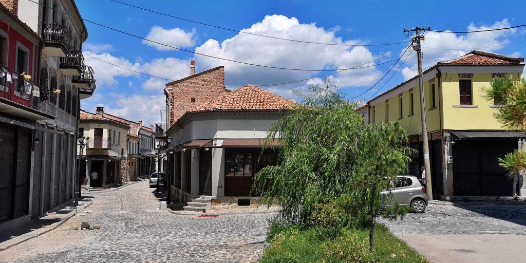 Altstadtviertel, Korça