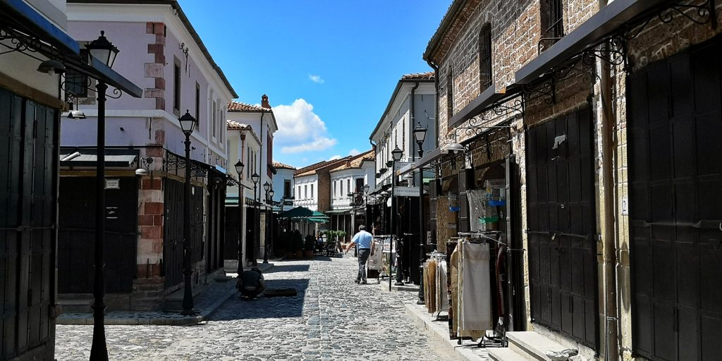 Korça, Albanien