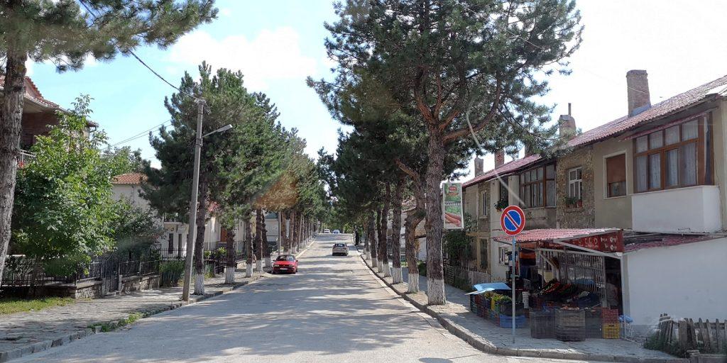 Ersekë, Albanien