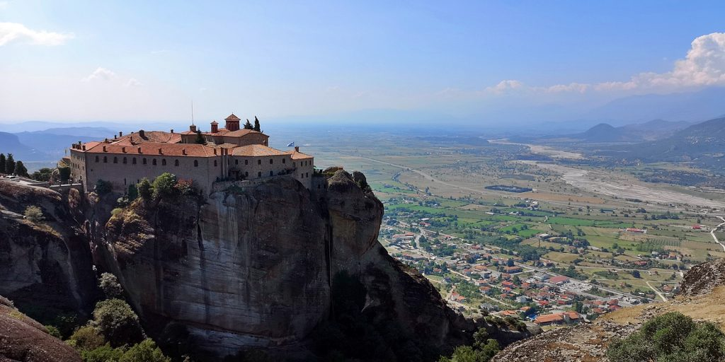 Kloster Agíos Stephános (Μονή Αγίου Στεφάνου)