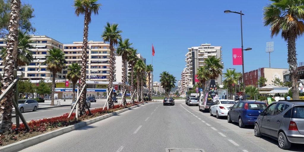 Vlorë, Albanien