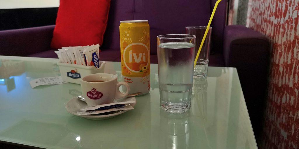"""Letztes """"Frühstück"""" in Kashar/Tirana"""