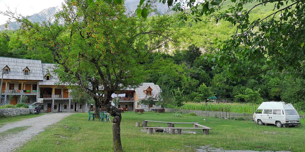 Guesthouse Harusha, Theth