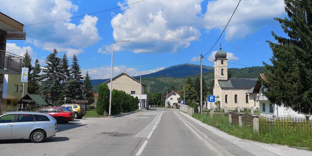 Kirche von Trnovo