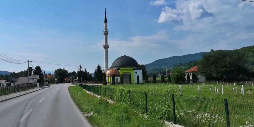 Moschee bei Kiseljak