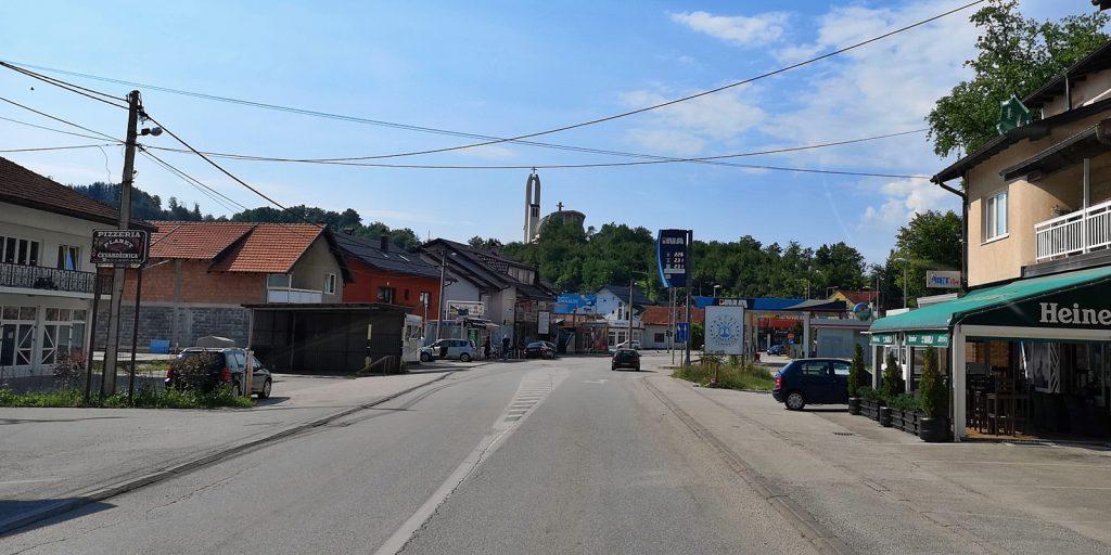 Gotteshaus in Kiseljak