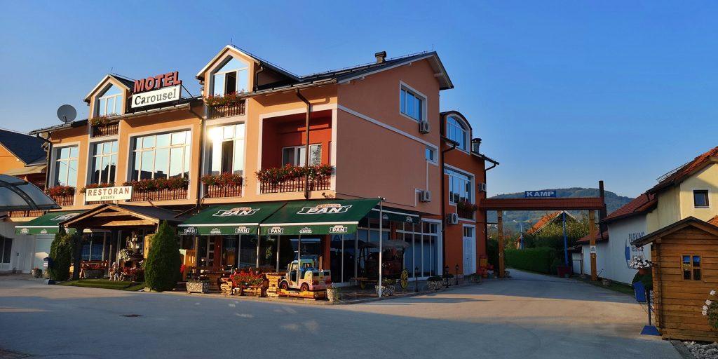 Motel Carousel, Travnik, BiH