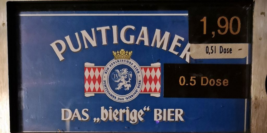 """Das """"bierige"""" Bier... :O"""