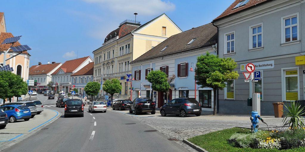 Gleisdorf, Österreich